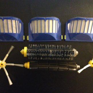 Kit completo Cepillos y Filtros Aerovac para Roomba serie 630 y 650 30ac5971f776